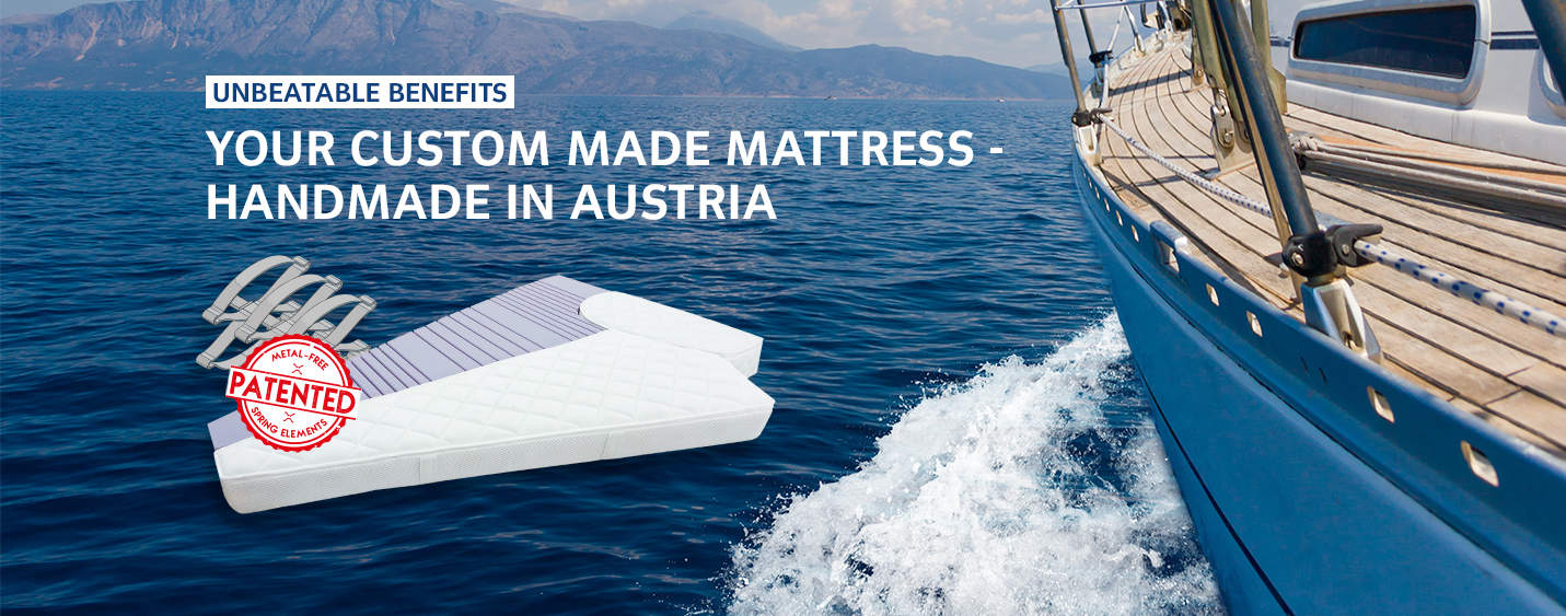 Custom made mattresses